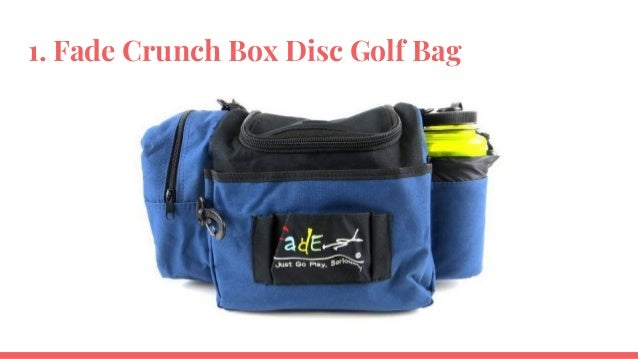 Top 10 Best Disc Golf Bags In 2018