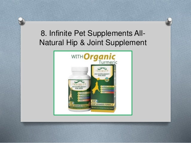 top 10 best dog joint supplements of 2018