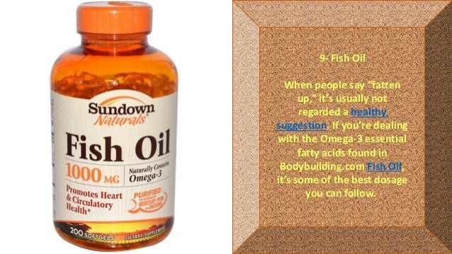 Top 10 best fish oil supplements 2015 for Fish oil pills