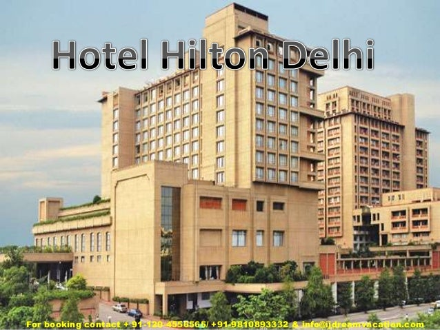 Best five star hotel deals in delhi