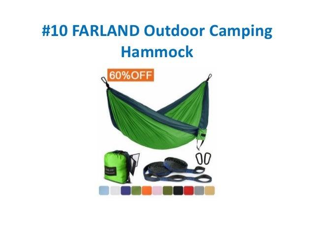 Top 10 best hammocks reviews Slide 2