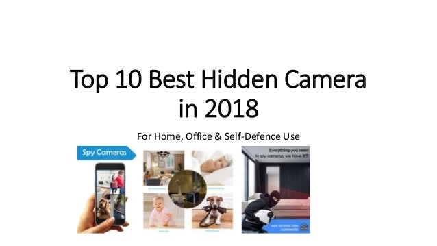 Top 10 best hidden spy camera in 2018
