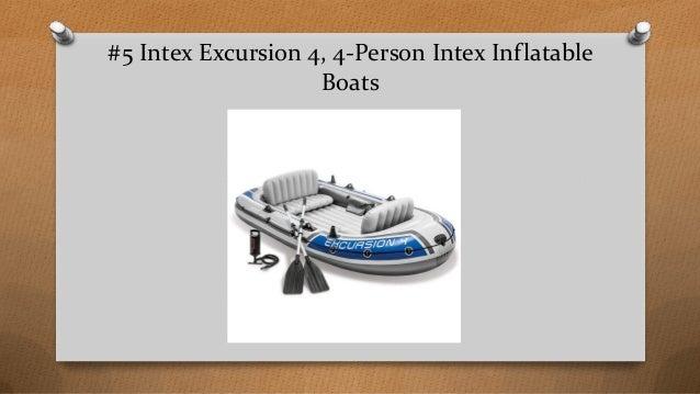 Top 10 best intex inflatable boats