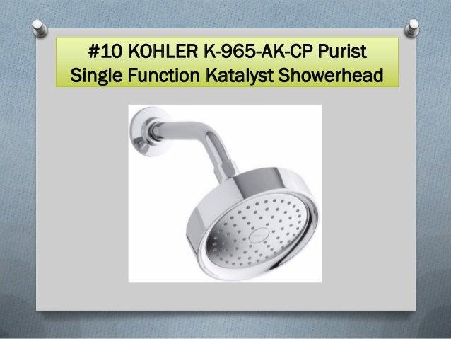 25ac1eb273e Top 10 Best Kohler showerheads  2.
