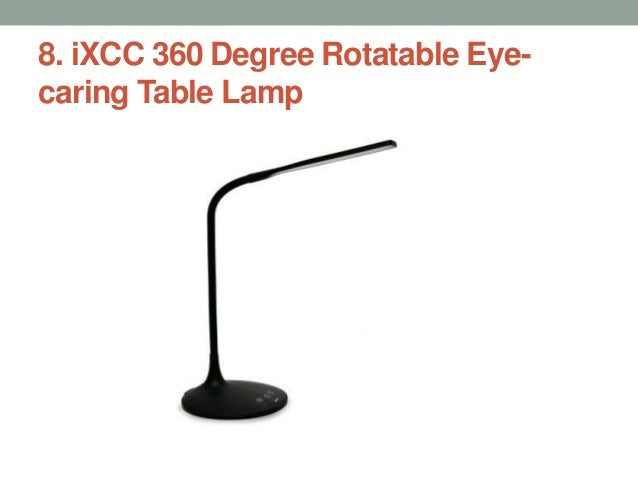 Terrific Top 10 Best Led Desk Lamps In 2017 Home Interior And Landscaping Elinuenasavecom