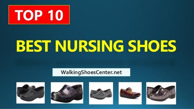 Best Nursing Shoes   Best Shoes For