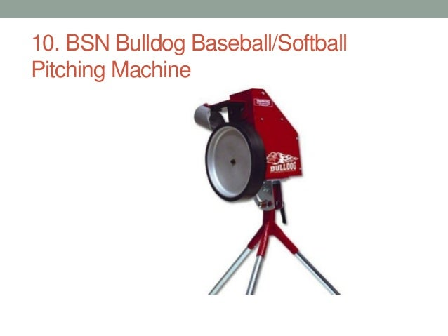 Top 10 best pitching machines in 2017 Slide 2