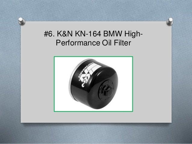 K/&N KN-140 Yamaha High Performance Oil Filter