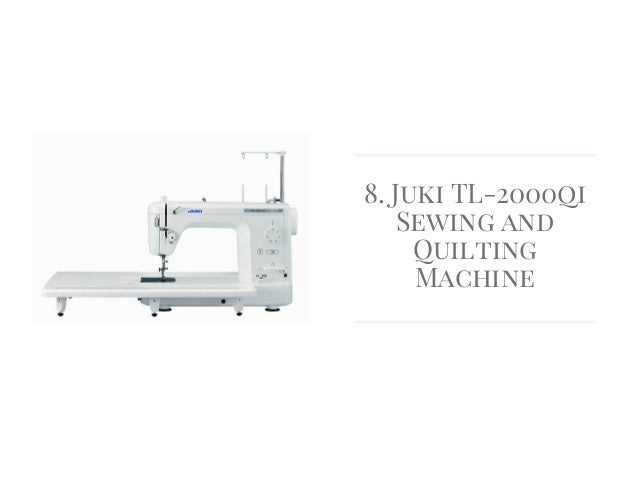 Top 10 Best Quilting Machines Reviews In 2018