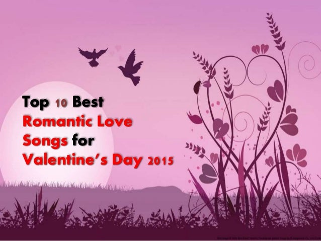 Top romantic love songs