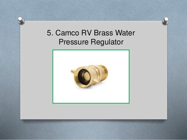 Top 10 Best Rv Water Pressure Regulators In 2019