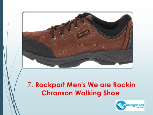 Rockport Men's We are Rockin Chranson Walking Shoe ...