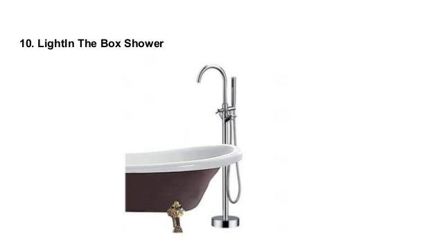 LightIn The Box Shower ...