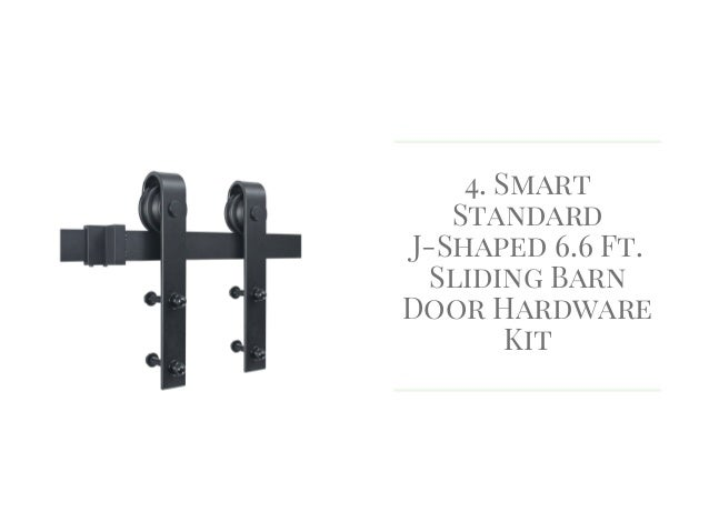 ... Door Hardware Kit; 8.