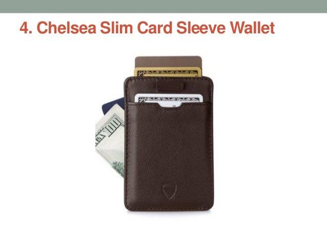 e084798af812 Top 10 best slim wallets for men in 2017