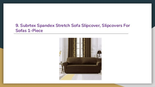 Top 10 best slipcovers for sofas in 2019 review