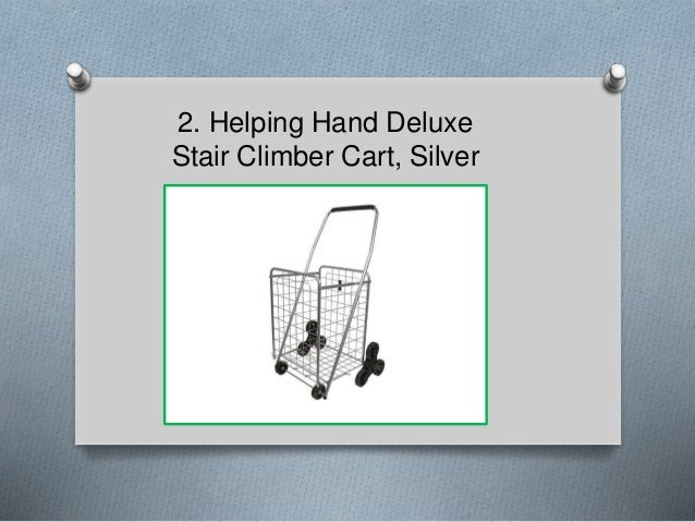 Top 10 best stair climbing carts in 2019 reviews