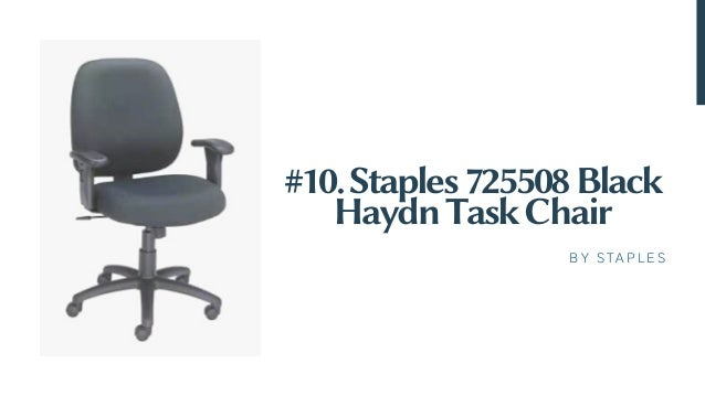 Top 10 Best Staples Office Chairs In 2020