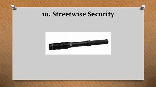 Top 10 best stun batons Slide 2