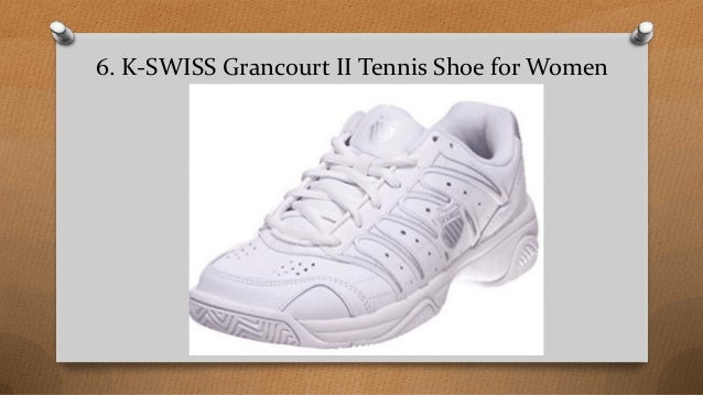 best tennis shoes for women in 2018 reviews