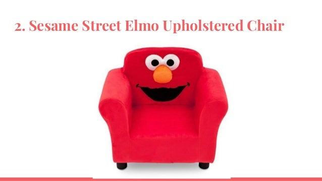 Sesame Street Elmo Upholstered Chair ...