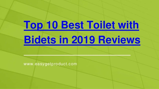 Surprising Top 10 Best Toilet With Bidets In 2019 Reviews I Guide Cjindustries Chair Design For Home Cjindustriesco