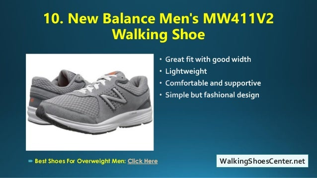 Best Work Shoes For Obese Men
