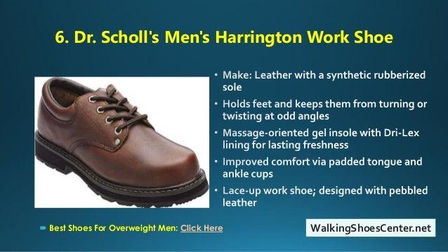 Dr Scholl S Heavy Men S Walking Shoe