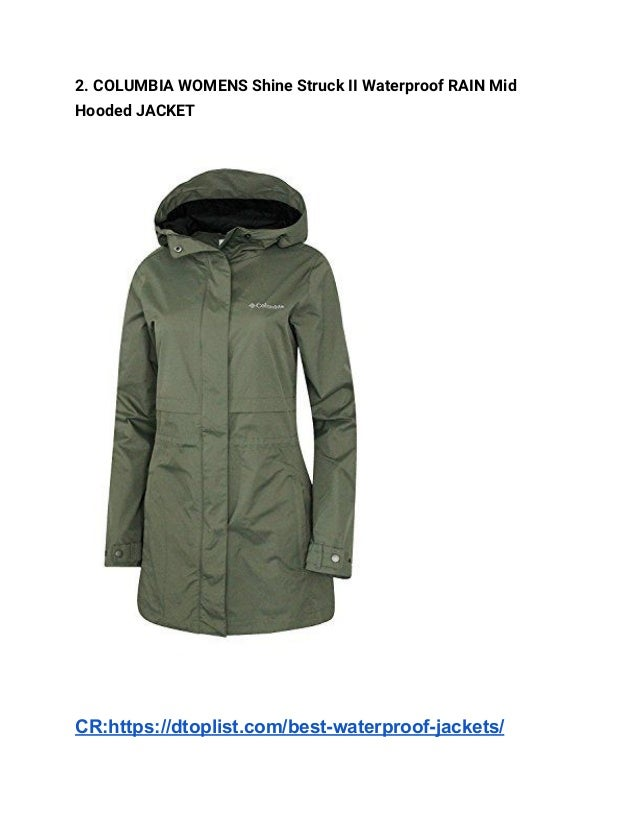 090c203d47 Diamond Candy lightweight Softshell Casual Sportswear  CR https   dtoplist.com best-waterproof-jackets   10.