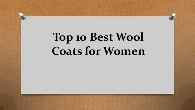 Top 10 Best Wool Coats for Women