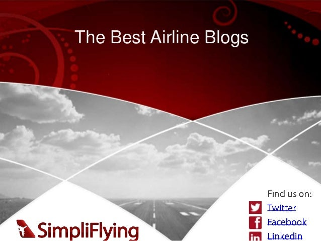 The Best Airline Blogs