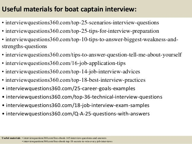 boat captain resume guide essay on patriot act