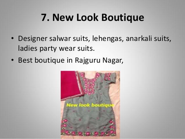 Top 10 Boutiques in Ludhiana