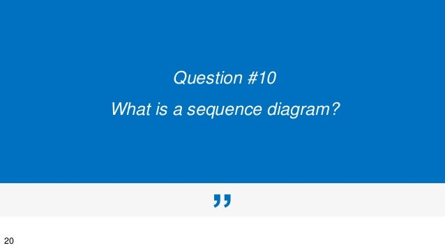 Top 10 business analyst interview questions and answers on uml question 10 what is a sequence diagram ccuart Choice Image