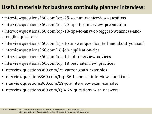business continuity planner resume design bcp enisa top 10