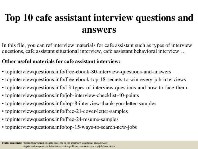 Shoe Sales Assistant Interview Questions