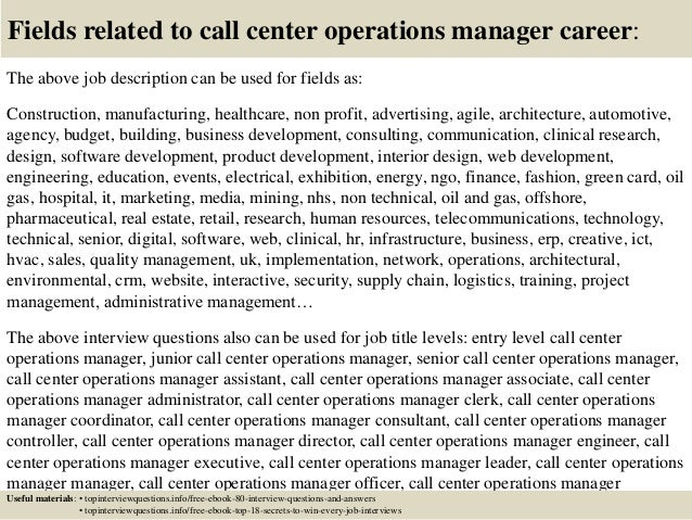 call center supervisor job description. call center supervisor job ...