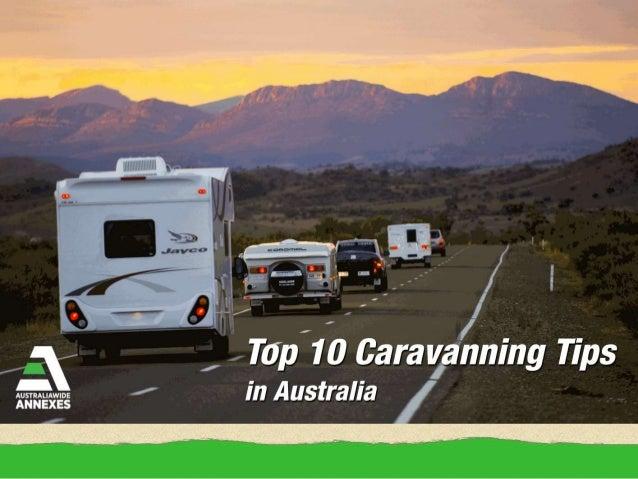 Top 10 Caravanning Tips in Australia