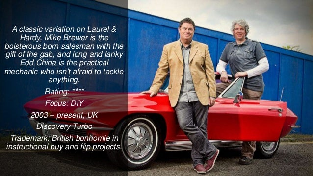 Top Mustsee Car Tv Shows - Car tv shows
