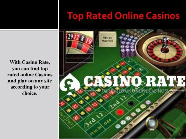 What is a casino rate las vegas profits casinos