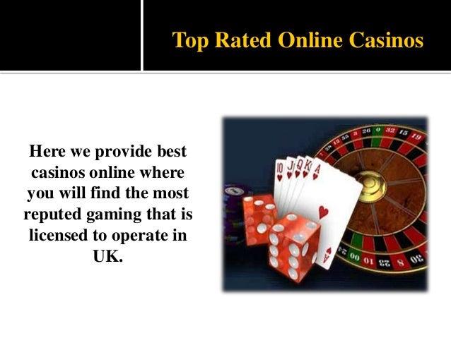 Top 10 Casino Online Casino Rate