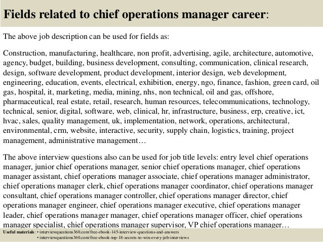 Top 10 Chief Operations Manager Interview Questions And. Personal Objectives For Resume Template. Fake Auto Insurance Cards Free Download. Real Estate House Sale Template. Resume Samples In Ms Word Template. What Is Microsoft Net Worth Template. Free Mason Jar Invitation Template. Templates For Binders Covers And Spines Template. Example Business Proposal