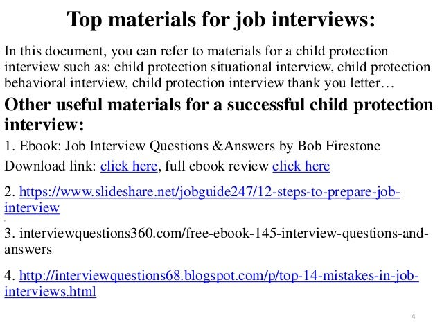 80 child protection interview questions with answers fandeluxe Choice Image