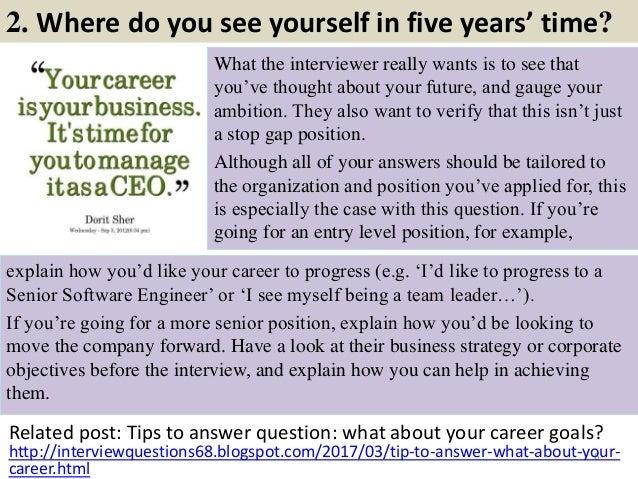 Job Requirements; 6.