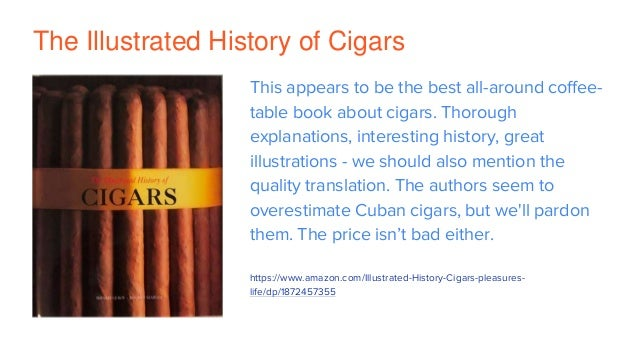 Top 10 cigar books  The world of cigars  Luxury Selection