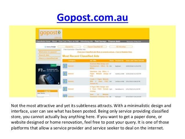 Top 10 Classifieds sites in Australia | List of Australian Free Class…