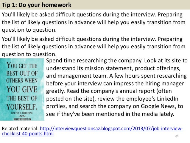 Delightful Interview Questions For Clerical