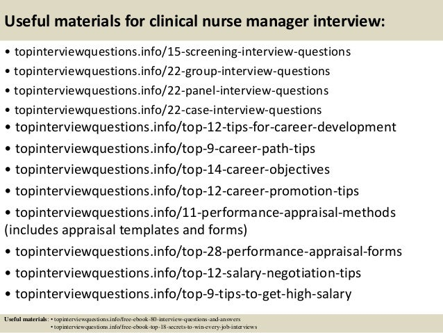 nurse practitioner interview questions
