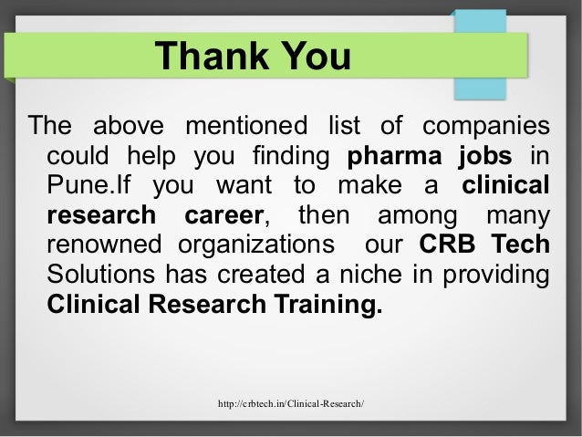 Top 10 clinical research and pharma companies in pune for Architecture firms for internship in pune