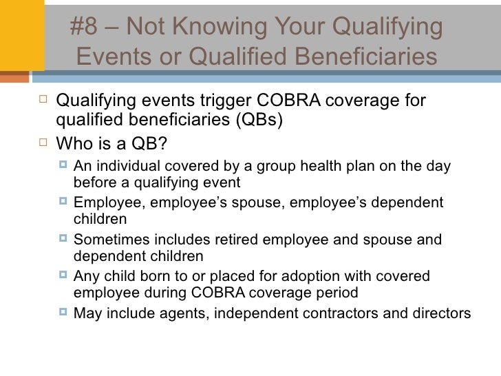 Top 10 cobra mistakes presentation
